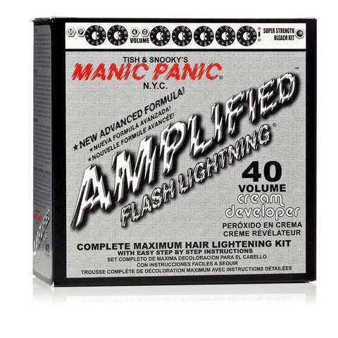 MANIC PANIC - Flash Lightning 40 Volume Bleach Kit