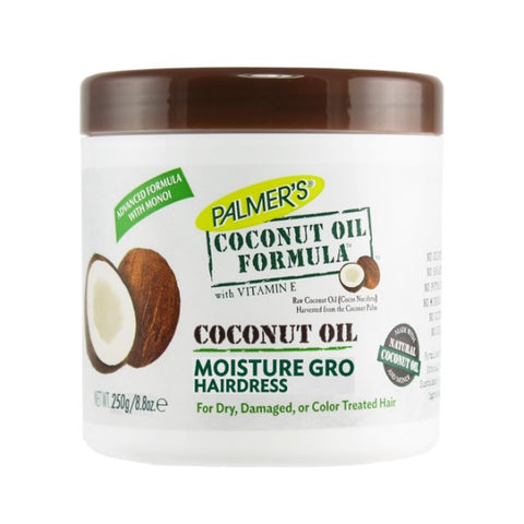 Palmer's COCONUT OIL FORMULA Moisture Gro Shining Hairdress 8.8oz