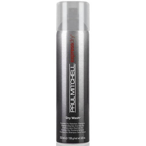PAUL MITCHELL - Dry Wash - Waterless Shampoo 5.5oz