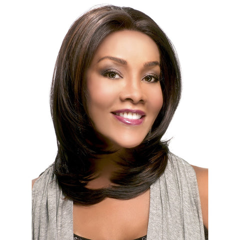 VIVICA FOX COLLECTION - Deeep Lace Front Wig - PEARL