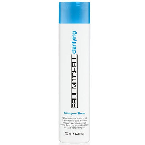PAUL MITCHELL - Shampoo Three 10.14oz