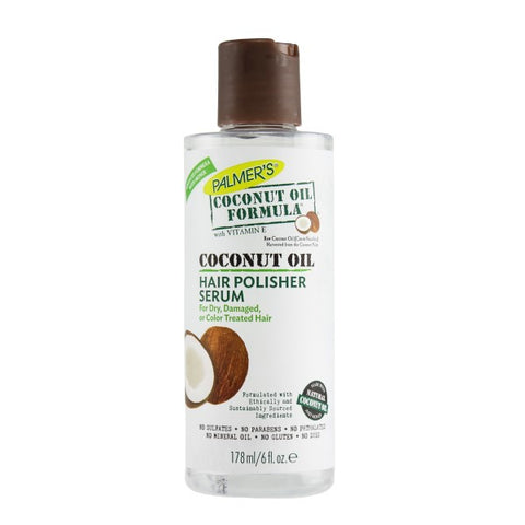 Palmer's COCONUT OIL FORMULA Hair Polisher Serum 6oz