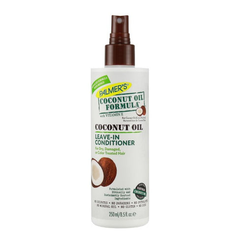 Palmer's COCONUT OIL FORMULA Strengthening Leave-In Conditioner 8.5oz