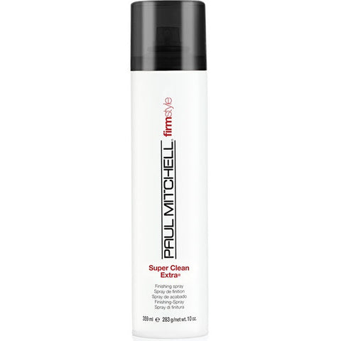 PAUL MITCHELL - Super Clean Extra Finishing Spray 10oz