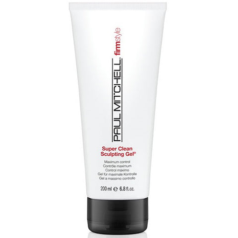 PAUL MITCHELL - Super Clean Sculpting Gel 6.8oz