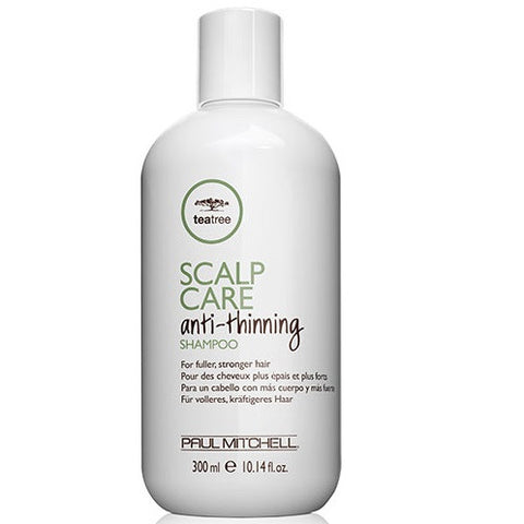 PAUL MITCHELL - Tea Tree - Scalp Care Anti Thinning Shampoo