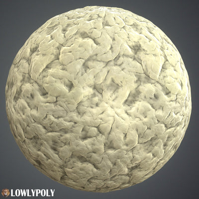 Mix Vol.73 - Game PBR Textures - LowlyPoly