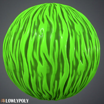 Grass Vol.96 - Game PBR Textures - LowlyPoly