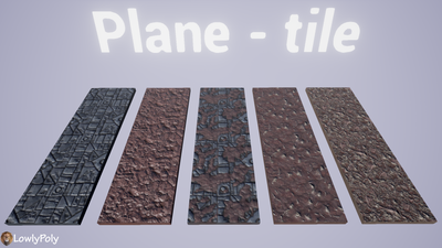Ground Dirt Vol.13 - Hand Painted Texture Pack