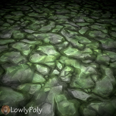 Rocks Vol.26 - Hand Painted Texture Pack - LowlyPoly