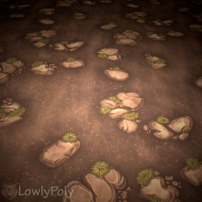 Sand Vol.16 - Hand Painted Texture Pack - LowlyPoly