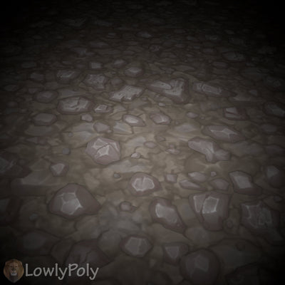 Ground Vol.08 - Hand Painted Texture Pack - LowlyPoly