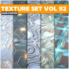 Scifi Vol.92 - Game PBR Textures - LowlyPoly