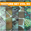 Scifi Vol.90 - Game PBR Textures - LowlyPoly
