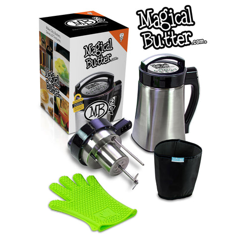 BUNDLE - MagicalButter MB2e 110V + EDIYBLES Equipment Kit
