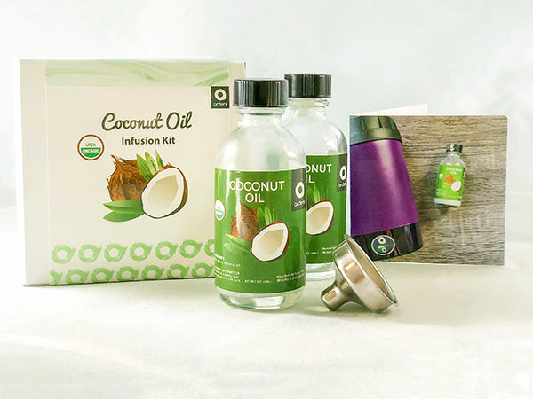 Coconut Oil Infusion Kit for NOVA Lift Decarboxylator