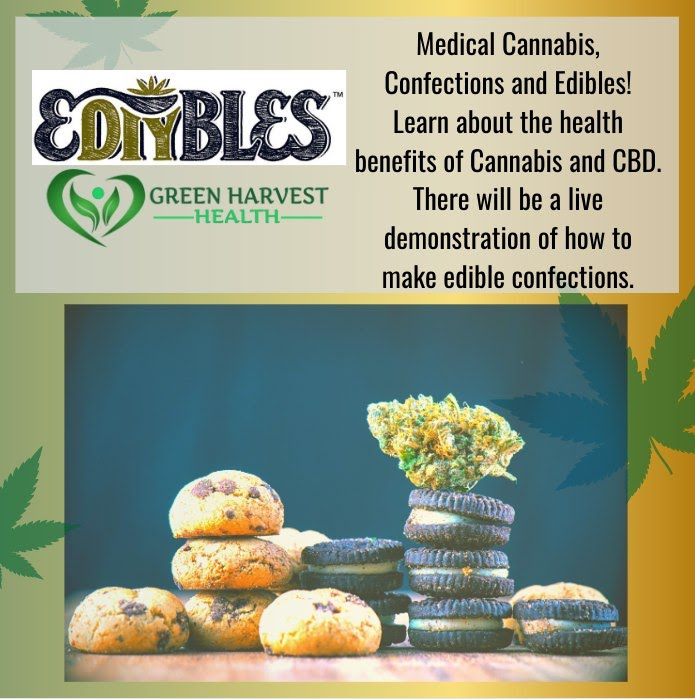 Medical Cannabis, Confections, and Edibles