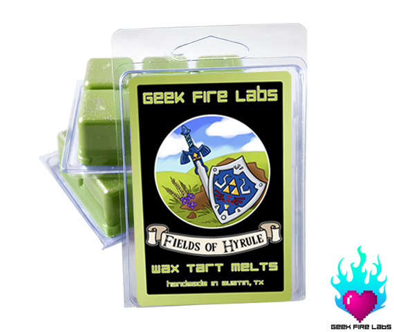 Fields of Hyrule Wax Melts