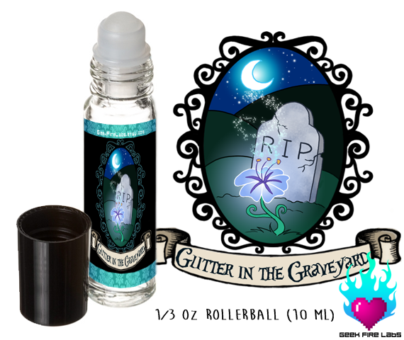 Glitter in the Graveyard Perfume