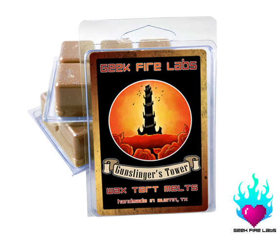 Gunslinger's Tower Wax Melts