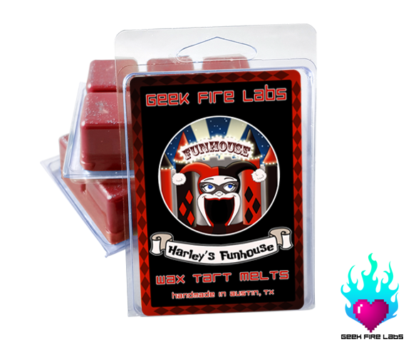 Harley's Funhouse Wax Melts