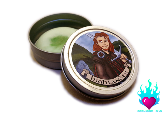 Highlander Lotion Bar