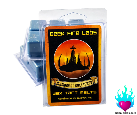 Memory of Gallifrey Wax Melts