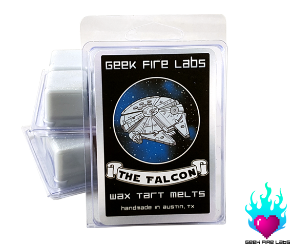 The Falcon Wax Melts