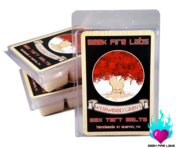 Weirwood Grove Wax Melts
