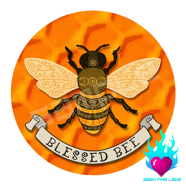 Blessed Bee Lotion Bar