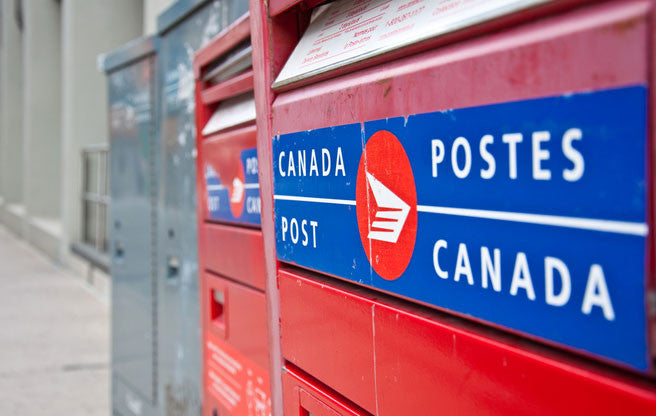 Orders to Canada