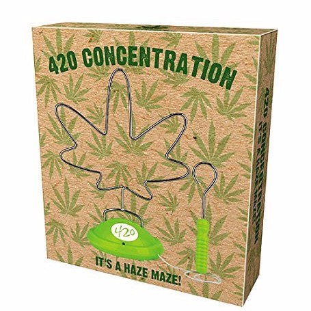 420 Concentration Game