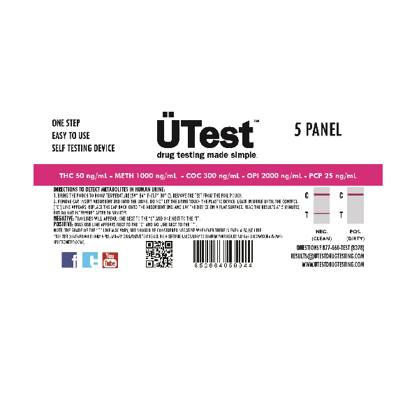 Utest Home Test Kits