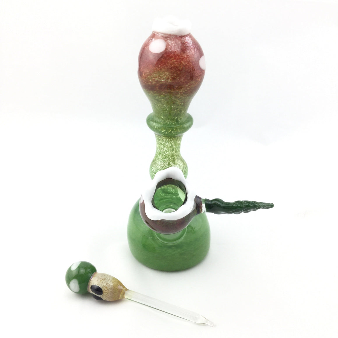 Glassbowler Super Flower Rig