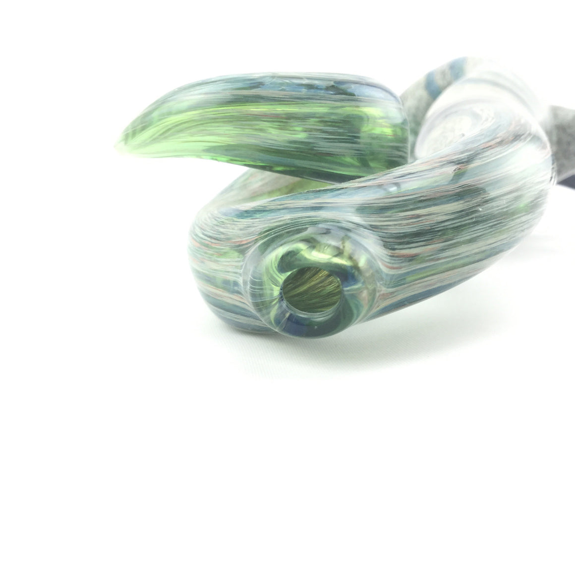 Goolen Glass Skinny Conch Pipe