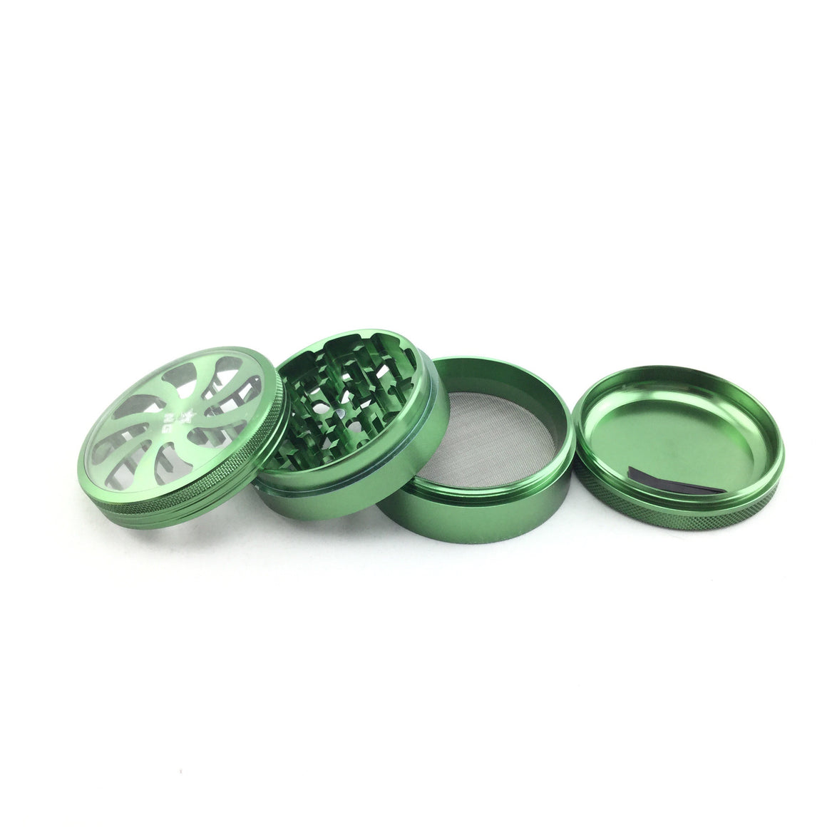 "NG Grinder 2.5"" 4pc Slot Top"
