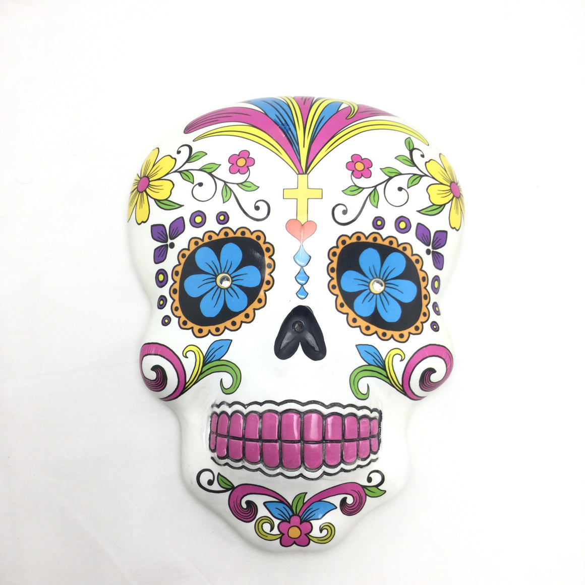 Day of the Dead Wall Mask