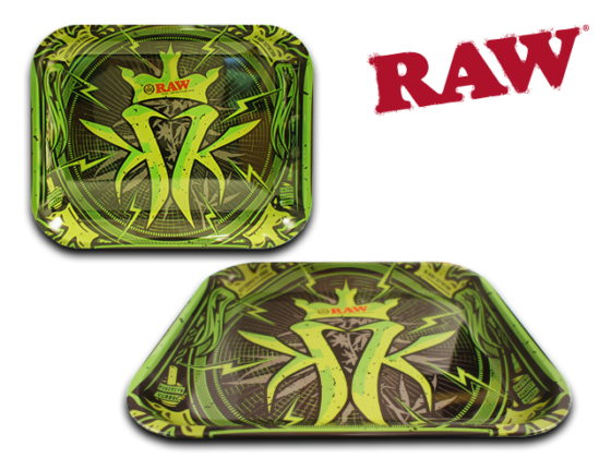 Raw Kotton Mouth Rolling Tray