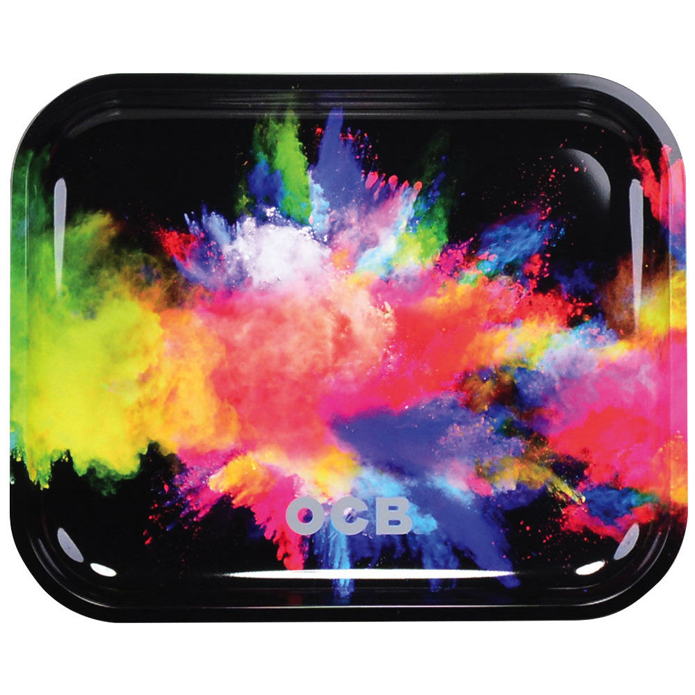 Holi Colours Rolling Tray