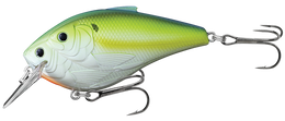 827 Chartreuse / Pearl / Blue Shad