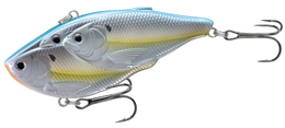 822 Metallic Pearl / Blue Shad