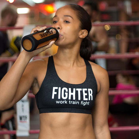 FIGHTER Sports Bra