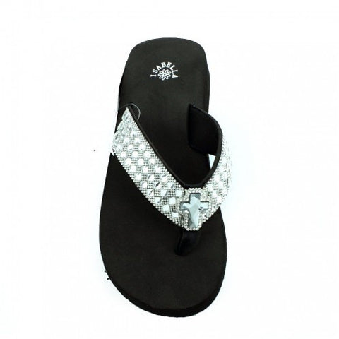 e74eb6557687 Isabella Flip Flops – EverythingAnythingShop.com