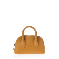 Mini Lady D (Mustard Yellow Leather )