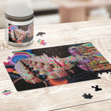 Interstellar Overdrive - Jigsaw Puzzle - psychedelic art