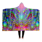 Psy Engine - Hooded Blanket - psychedelic art