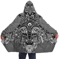Black Magic Goat - Cloak - psychedelic art