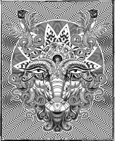 Astronomica 13 - psychedelic art