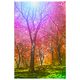 The Wonder Tree - Canvas - psychedelic art