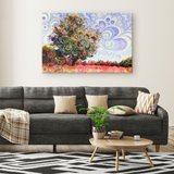 Forever Summer - Canvas - psychedelic art